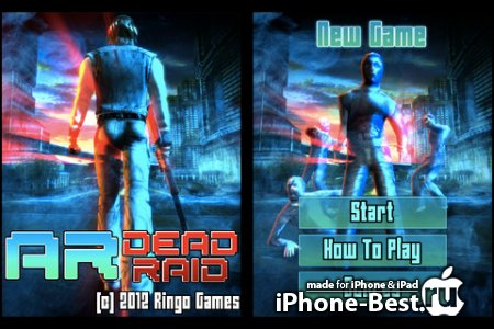 AR DEAD RAID [2.2.2] [IPA/IPHONE/IPOD TOUCH/IPAD]