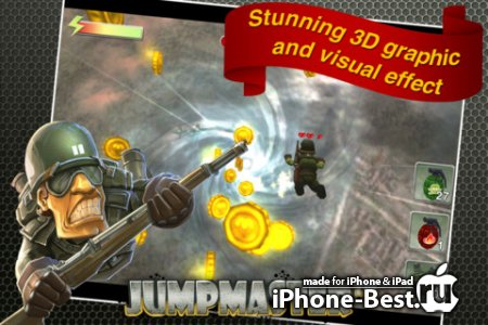 Jumpmaster [1.3.1] [ipa/iPhone/iPod Touch/iPad]