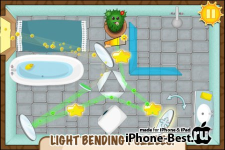 Light The Flower [1.2] [ipa/iPhone/iPod Touch/iPad]