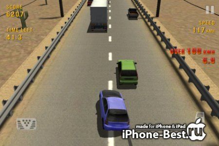 Traffic Racer [1.8] [ipa/iPhone/iPod Touch/iPad]