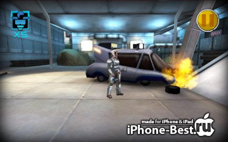 Total Recall - The Game - Episode 2 [1.1] [ipa/iPhone/iPod Touch/iPad]
