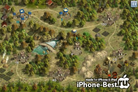 Fantasy Conflict [1.0] [ipa/iPhone/iPod Touch]