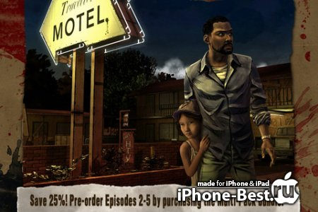 Walking Dead: The Game [1.2] [ipa/iPhone/iPod Touch/iPad]