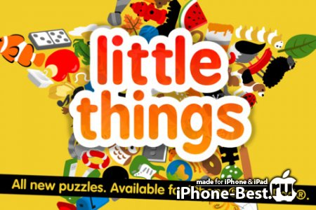 Little Things Forever [1.4.1] [ipa/iPhone/iPod Touch/iPad]