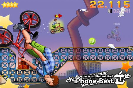BMX Jam [1.0] [ipa/iPhone/iPod Touch/iPad]