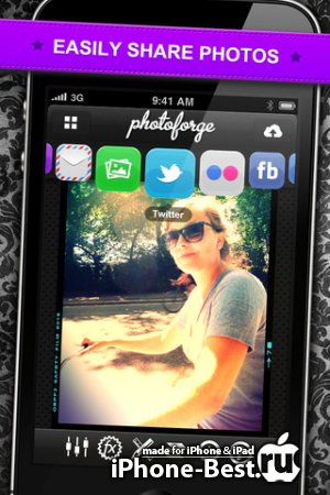 PhotoForge2 [2.1.9] [ipa/iPhone/iPod Touch/iPad]