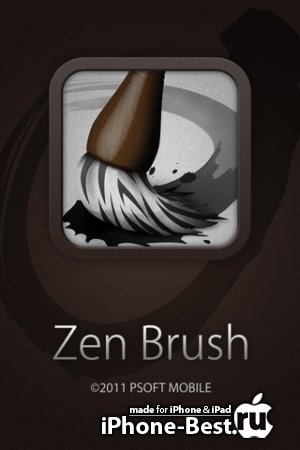 Zen Brush [1.23] [ipa/iPhone/iPod Touch/iPad]