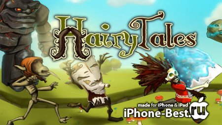 Hairy Tales [1.33] [ipa/iPhone/iPod Touch/iPad]