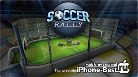 Soccer Rally [1.2] [ipa/iPhone/iPod Touch/iPad]