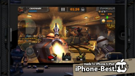WarCorps: Genesis [1.1] [ipa/iPhone/iPod Touch/iPad]