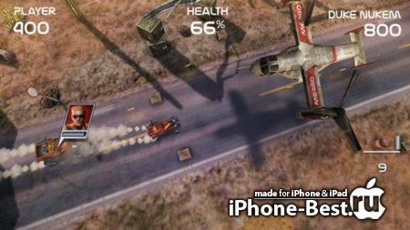 Death Rally [3.0] [ipa/iPhone/iPod Touch/iPad]