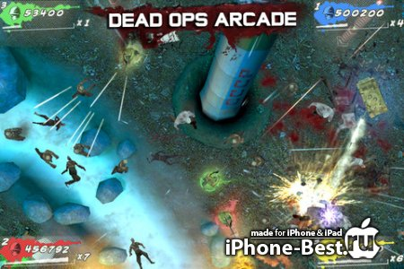 Call of Duty: Black Ops Zombies [1.3.3] [ipa/iPhone/iPod Touch/iPad]