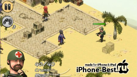 Mercenary of Zen [1.2] [ipa/iPhone/iPod Touch/iPad]