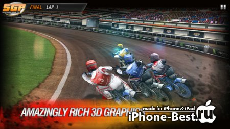 Speedway GP 2012 [1.2.0] [ipa/iPhone/iPod Touch/iPad]