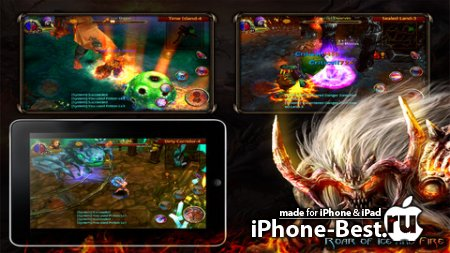Armed Heroes© Online(3D MMORPG) [1.04.06] [ipa/iPhone/iPod Touch/iPad]