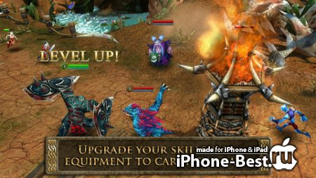 Heroes of Order & Chaos - Multiplayer Online Game [1.1.0] [ipa/iPhone/iPod Touch/iPad]