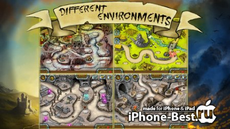 300 Dwarves HD [1.1.1] [ipa/iPhone/iPod Touch/iPad]