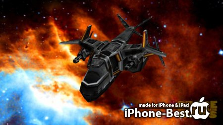 Space Wars 3D Star Combat Simulator [2.3] [ipa/iPhone/iPod Touch/iPad]