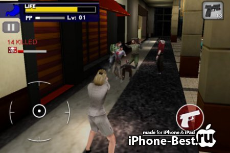 DEAD RISING MOBILE [2.20.01] [ipa/iPhone/iPod Touch/iPad]