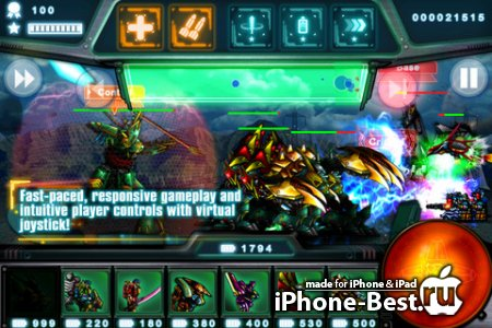 Assault Mission [1.47.34] [ipa/iPhone/iPod Touch/iPad]