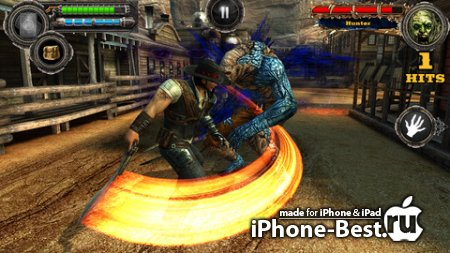 Bladeslinger Ep.1 [1.4.0] [ipa/iPhone/iPod Touch/iPad]