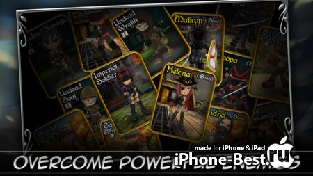 Dueling Blades [1.0.0] [ipa/iPhone/iPod Touch/iPad]