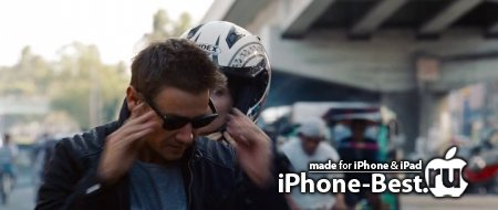 Эволюция Борна / The Bourne Legacy [2012/HDRip/iPhone/iPod Touch/iPad]