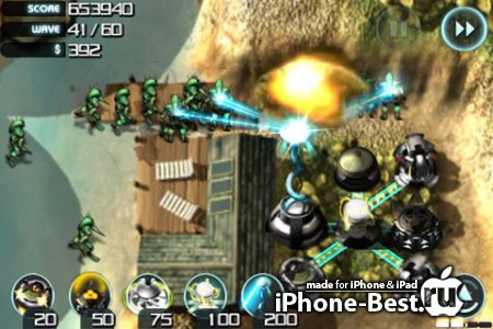 Sentinel 2: Earth Defense [2.0.0] [ipa/iPhone/iPod Touch/iPad]