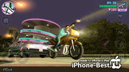 Grand Theft Auto: Vice City [1.3] [ipa/iPhone/iPod Touch/iPad]