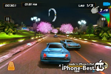 Apex Of The Racing [2.07.121221] [ipa/iPhone/iPod Touch/iPad]