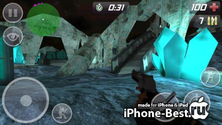 Critical Missions: SWAT [3.582] [ipa/iPhone/iPod Touch/iPad]
