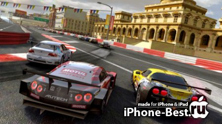 Real Racing 2 [1.13.03] [ipa/iPhone/iPod Touch]