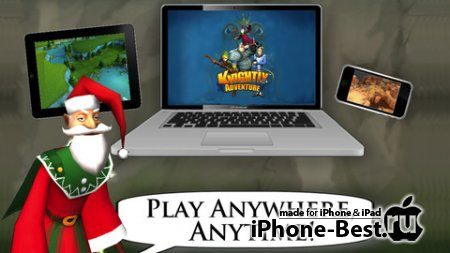 Knightly Adventure [2.3.0] [ipa/iPhone/iPod Touch/iPad]