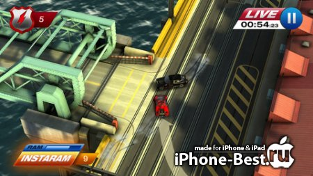 Smash Cops Heat [1.07.01] [ipa/iPhone/iPod Touch/iPad]