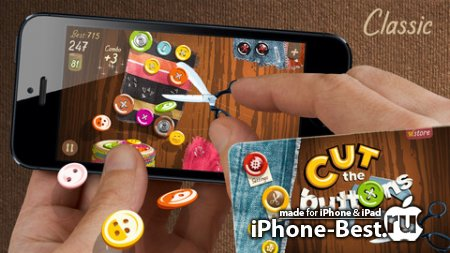 Cut the Buttons [2.2] [ipa/iPhone/iPod Touch]