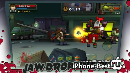 Call of Mini: Brawlers [1.4.2] [ipa/iPhone/iPod Touch/iPad]