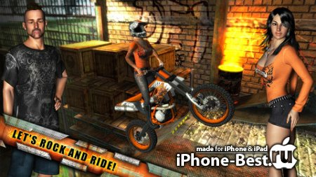 Rock(s) Rider [1.3.0] [ipa/iPhone/iPod Touch/iPad]
