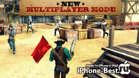 Six-Guns [1.0.6] [ipa/iPhone/iPod Touch/iPad]