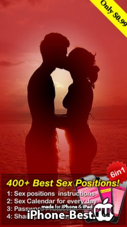 400+ A Best Sex Positions HD & 365 Sex Calendar [2.2] [ipa/iPhone/iPod Touch/iPad]