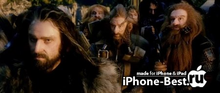 Хоббит: Нежданное путешествие / The Hobbit: An Unexpected Journey [2012/HDRip/iPhone/iPod Touch/iPad]