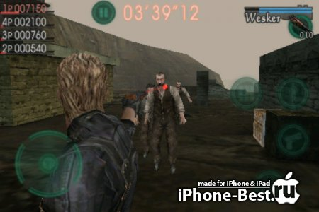 Resident Evil Mercenaries VS. [1.10.20] [ipa/iPhone/iPod Touch]
