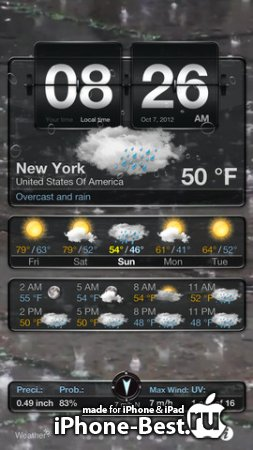 Weather+ [2.32] [ipa/iPhone/iPod Touch/iPad]