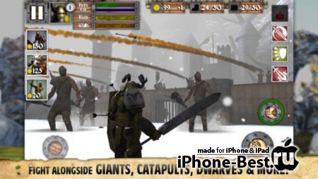 Heroes and Castles [3.0.15] [ipa/iPhone/iPod Touch/iPad]