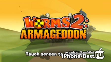 Worms 2: Armageddon [1.13] [ipa/iPhone/iPod Touch/iPad]