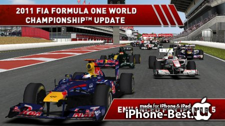 F1 2011 GAME™ [1.0.14] [ipa/iPhone/iPod Touch/iPad]