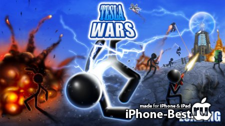 Tesla Wars [3.1.1] [ipa/iPhone/iPod Touch/iPad]