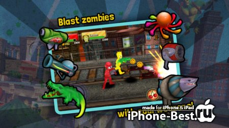 Epic Evil Twins [1.0] [ipa/iPhone/iPod Touch/iPad]