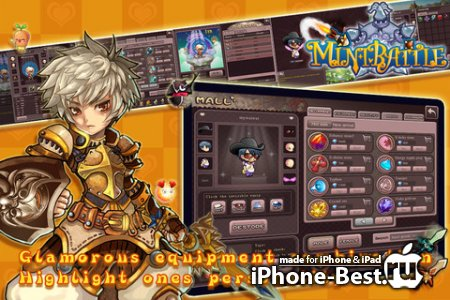MiniBattle Deluxe [1.1] [ipa/iPhone/iPod Touch]