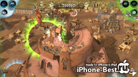 Babel Rising 3D [2.2.1] [ipa/iPhone/iPod Touch/iPad]