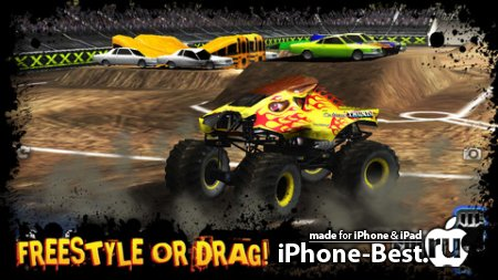 Monster Truck Destruction™ [1.02] [ipa/iPhone/iPod Touch/iPad]